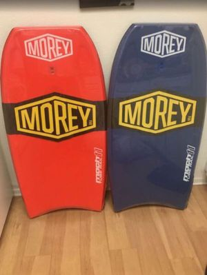 MOREY BODY BOARD NEW 42 inch with leash for Sale in Irvine, CA
