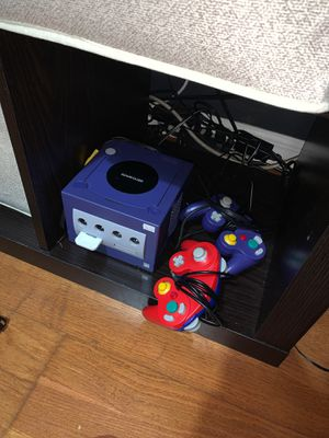 Game Cube With 9 Games for Sale in Riverview, FL