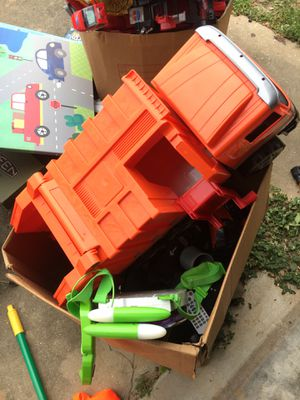 Children's toys, electronics, bike, beach toys, pool floats for Sale in Pensacola, FL