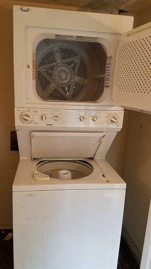Kenmore Stackable WASHER AND DRYER for Sale in Decatur, GA