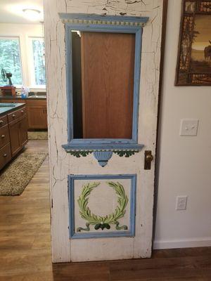 Vintage door. Home or garden decor. Very cool. 2 doors available for Sale in Traverse City, MI