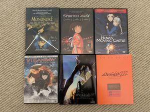 Anime DVDs for Sale in Alexandria, VA