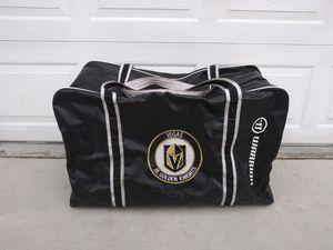 "Vegas Jr Golden Knights Duffle Bag 31""Lx 19"" Hx 18""D for Sale in Las Vegas, NV"