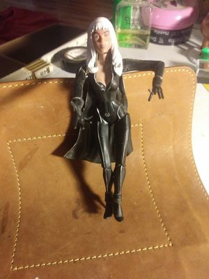 Marvel X-Men The Movie STORM Halle Berry Action Figure Toy Biz 2000 Loose for Sale in Pahrump, NV