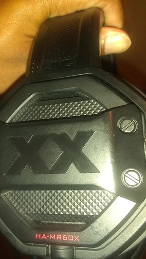 Jvc xx blue tooth speaker headphones for Sale in Lexington, KY