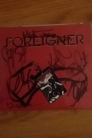 Foringer signed tour cd for Sale in WI, US