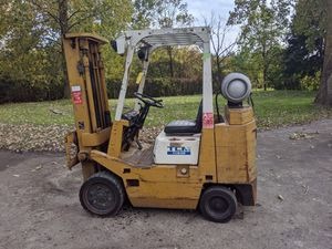 1990 TCM Forklift for Sale in Lake Bluff, IL