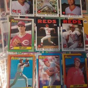 Old Reds Baseball Cards for Sale in Marysville, OH