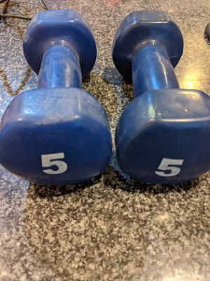 Dumbbells package for Sale in Los Angeles, CA