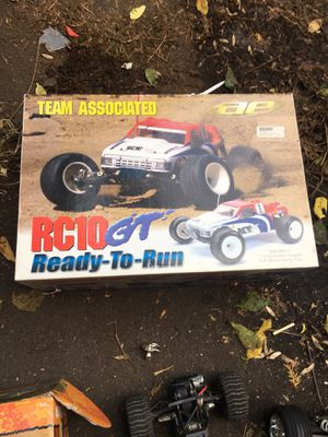 Team accociated RC10GT for Sale in Beaverton, OR