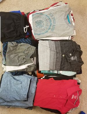 Boys clothes- Free smoke and pets $1.5 each for Sale in Lincoln, NE