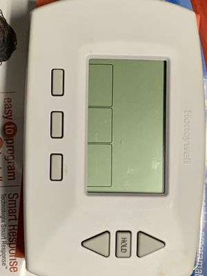 Honeywell programmable thermostat for Sale in Land O' Lakes, FL