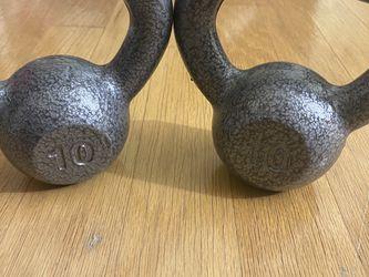 2 Kettlebells for Sale in Arlington,  VA