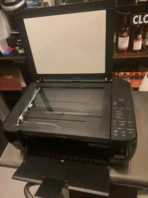 Used Computer Tower, Monitor, and Printer for Sale in Beaverton, OR