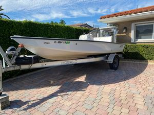 2001 Hewes redfisher 18. $24,000 for Sale in Hialeah, FL