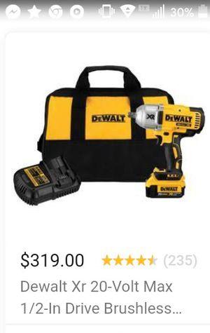 DeWalt Torque Wrench Kit for Sale in Portland, OR