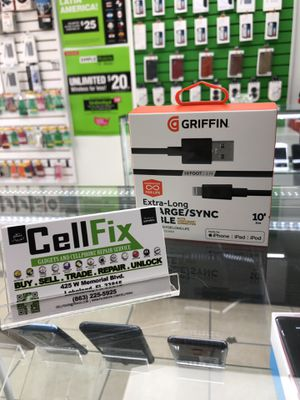 Charger for iPhone and Samsung for Sale in Lakeland, FL