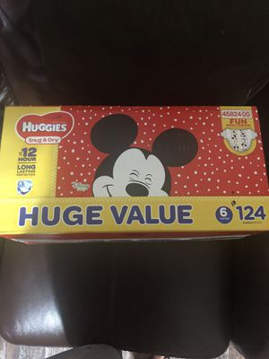 Huggies diapers for Sale in Haltom City, TX