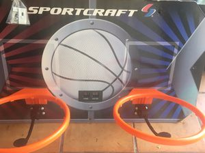 Basketball Hoops Competition for Sale in Coral Springs, FL