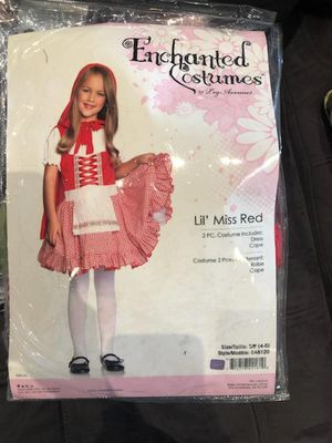 Halloween costume size 4-6 for Sale in North Miami Beach, FL