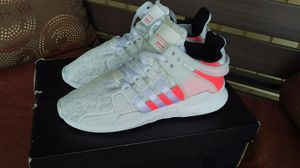 Adidas Turbo Red/White EQ *5.5-7* (NEW) for Sale in Lynchburg, VA