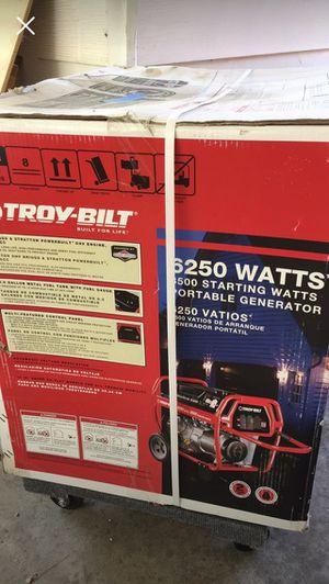 Brand New in Box Troy Bilt Generator for Sale in Evansville, IN