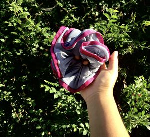 Purple and Pink Scrunchie for Sale in San Bernardino, CA