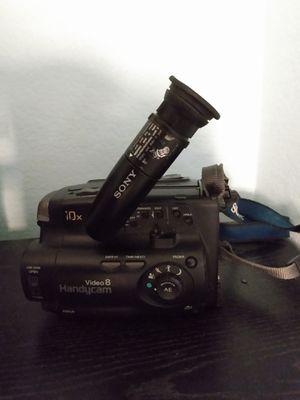 Sony video camera for Sale in Las Vegas, NV