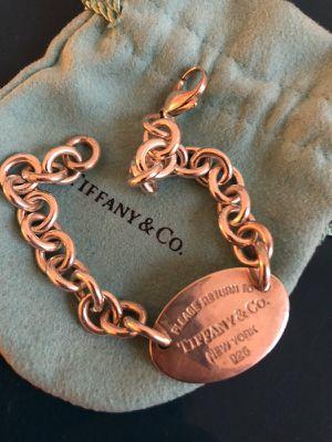 Tiffany @ Co bracelet for Sale in New York, NY