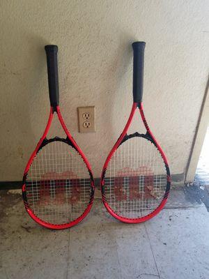 Wilson Federer tennis racket for Sale in Logan Township, NJ