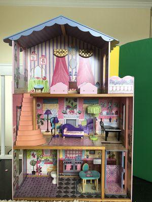 Wooden dollhouse for Sale in Palm Beach Gardens, FL