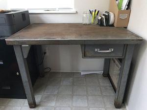 Vintage single drawer desk for Sale in Seattle, WA