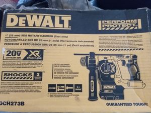 Roto Hammer New In box for Sale in Federal Way, WA