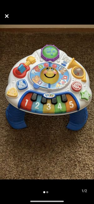 Baby Einstein Discovering Music Table for Sale in Morgantown, WV