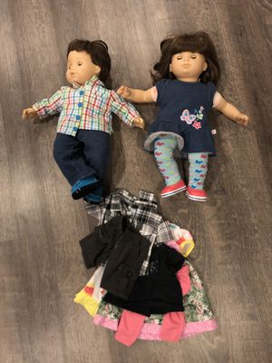 American Girl Doll Bitty Baby Twins for Sale in LUTHVLE TIMON, MD