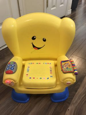 Fisher price learning chair for Sale in Highland, UT