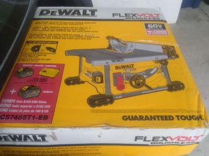 Cordless table saw for Sale in Port Charlotte, FL