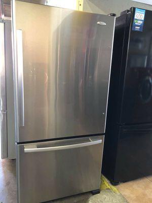 Whirlpool Bottom Freezer Refrigerator!!! for Sale in Ontario, CA