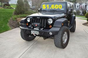 🙏✍️For sale 2010 Jeep Wrangler is really clean Nice Price$1.600🙏✍️ for Sale in Mesa, AZ