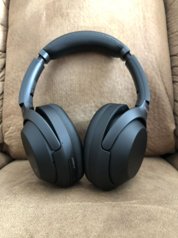 Sony 1000XM3 Wireless Noise Cancelling Headphones