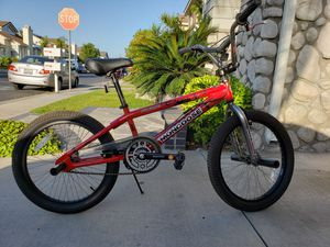 "20"" Mongoose BMX Bike - Nice for Sale in Orange, CA"