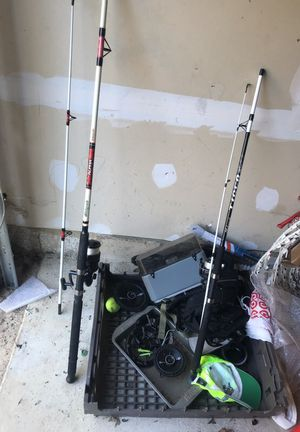 Fishing rods for Sale in Silver Spring, MD