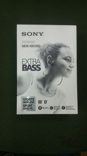 Sony Extra Bass Headphones for Sale in La Vergne, TN
