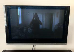 55 Inch Panasonic flat screen TV ($200 OBO) for Sale in Chandler, AZ