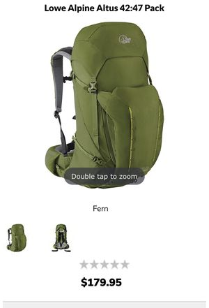 Lowe Alpine Hiking Backpack for Sale in Fresno, CA