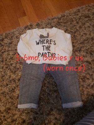 Baby boy clothes, 3-6mo for Sale in Virginia Beach, VA