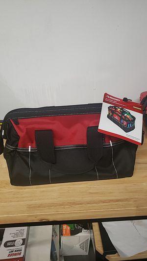 Husky tool bag empty for Sale in Tacoma, WA