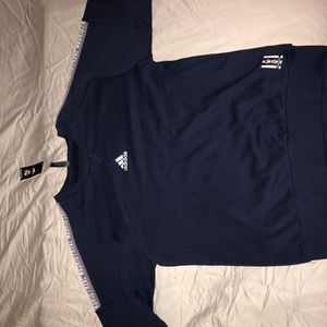 Adidas Navy Sweatshirt for Sale in Raleigh, NC