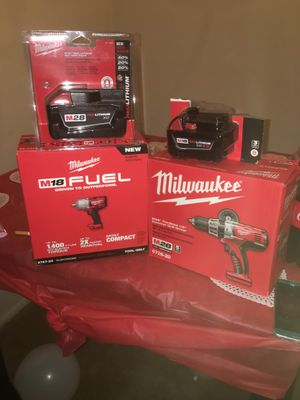 Impact wrench 1/2 for Sale in Essex, MD
