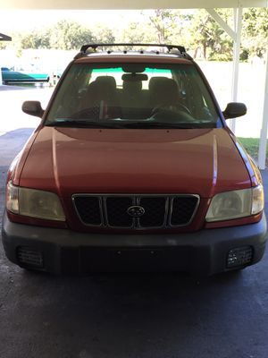 2001 Subaru Forester for Sale in Dade City, FL